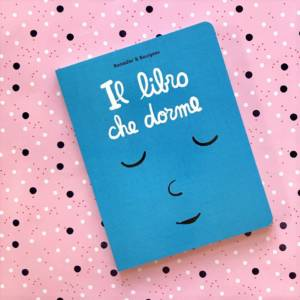 Il libro che dorme libro bambini