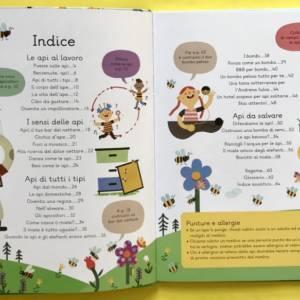 Il mio pianeta api libro bambini