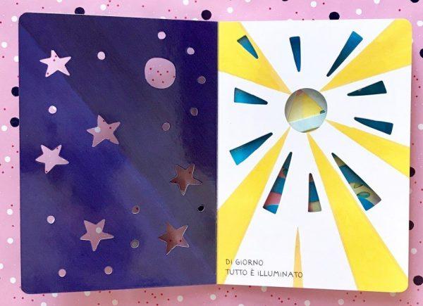 Il gioco della luce libro Tullet libro bambini