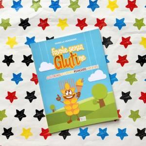 Favole senza glutine libro bambini celiaci