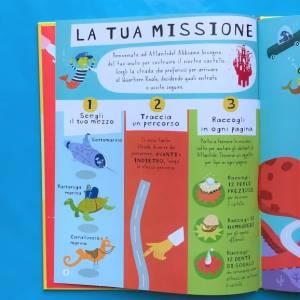 Sotto il mare Paul Boston libro bambini