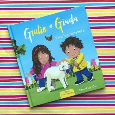 Viva la primavera! Giulio e Giada - Ruth Wielockx