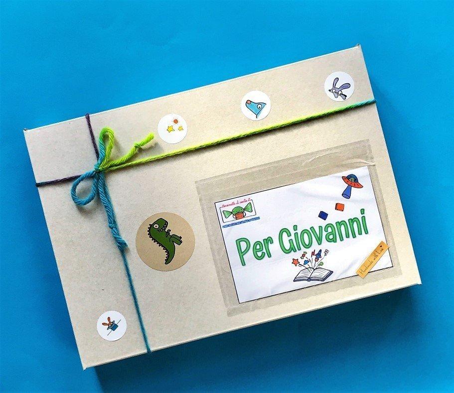 Libri per bambini pacchetti personalizzati