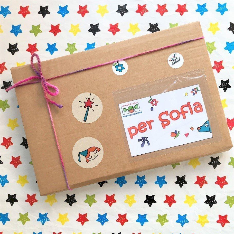 Libri per bambini pacchetti personalizzati libri per bambini