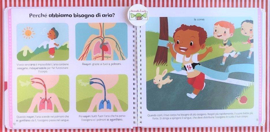 Perchè Enciclopedia dei piccoli libro bambini