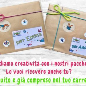 Libri bambini pacchetto personalizzato