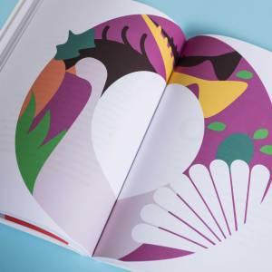 Alphalab libro bambini lettere alfabeto