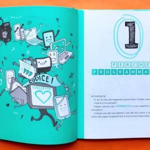 Girls who code libro bambine 10 anni coding