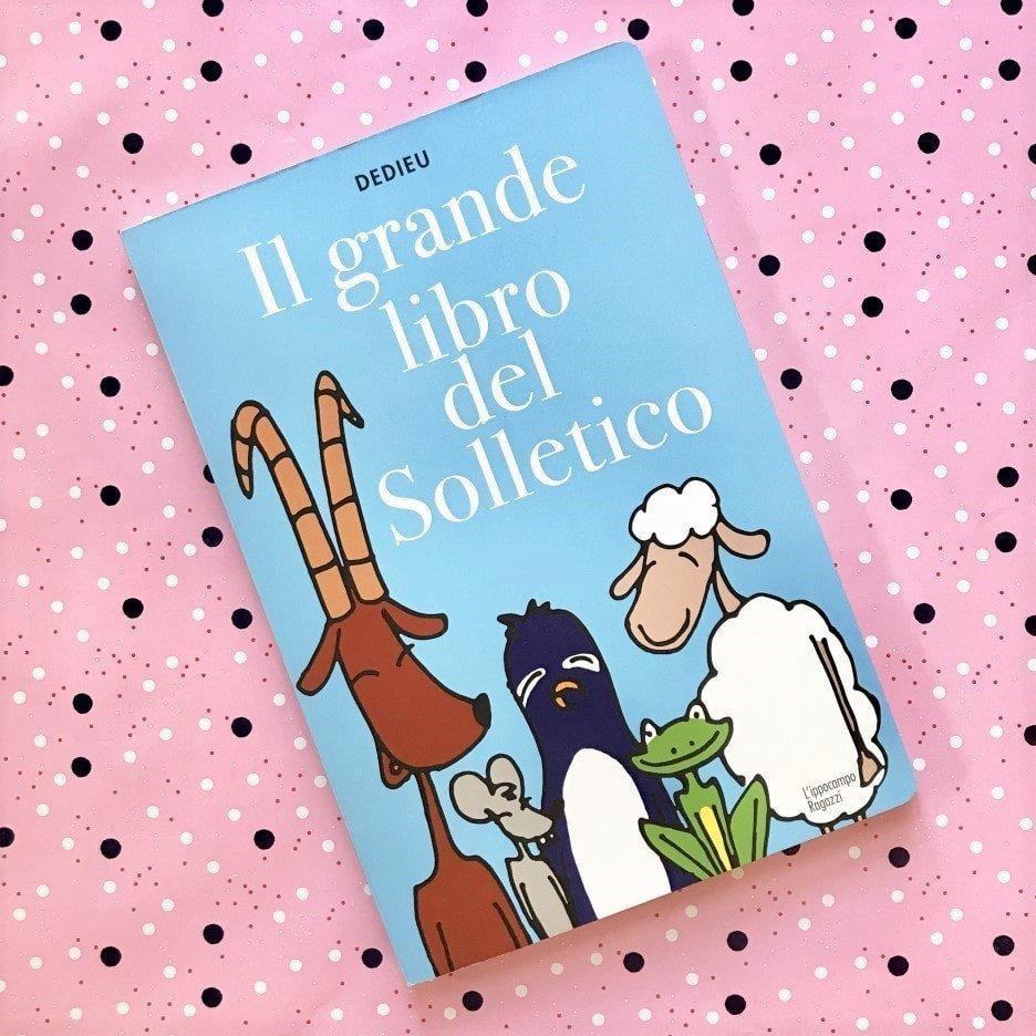 Il grande libro del solletico libro bambini ippocampo edizioni