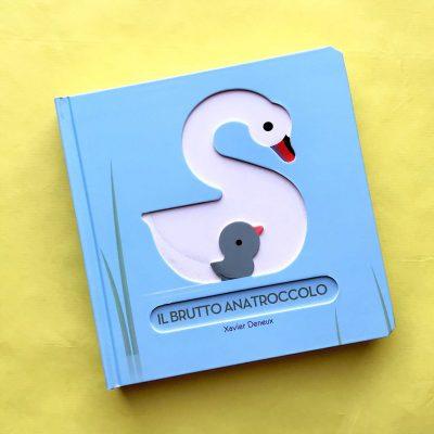 il brutto anatroccolo libro bambini