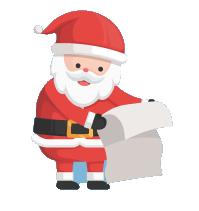 Lettera di Natale bambini Babbo Natale regali
