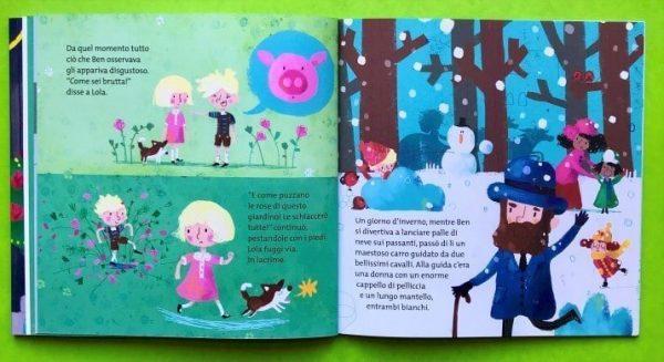 Frozen la regina delle nevi fiaba per bambine