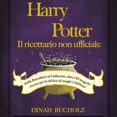 Harry Potter ricettario libro per bambini