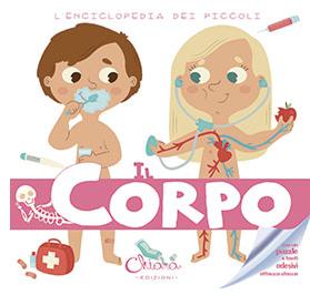 Il corpo l'enciclopedia dei piccoli libri per bambini