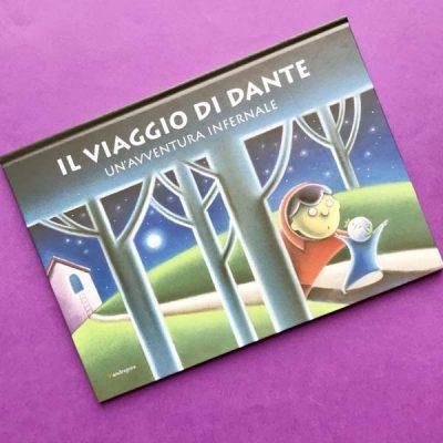 Il viaggio di Dante. Un'avventura infernale - Virginia Jewiss - copertina