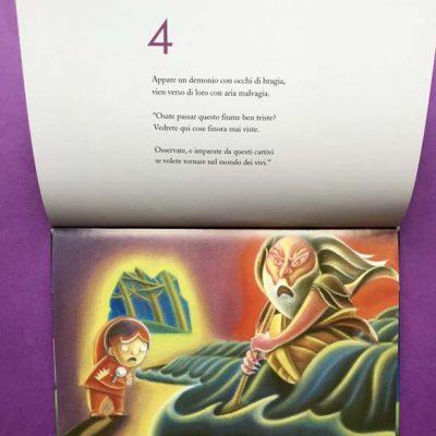 Il viaggio di Dante. Un'avventura infernale - Virginia Jewiss