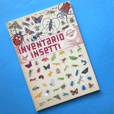 Inventario degli insetti - illustrato -Ed. Ippocampo Ragazzi