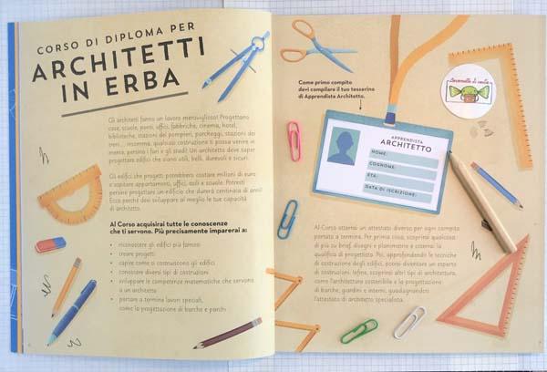 Apprendista architetto. Editoriale Scienza