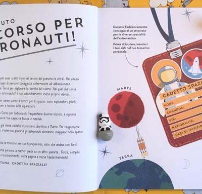 Apprendista astronauta. Editoriale Scienza