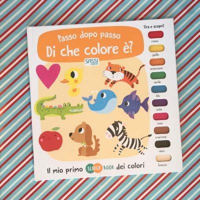Passo dopo Passo - Di che Colore È?