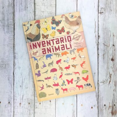 Inventario degli animali libri per bambini animali inventario animali libro bambini