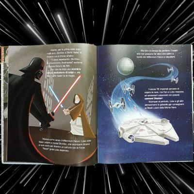 Star Wars il Super Tutto libro Star Wars libri per bambini Star Wars Guerre Stellari
