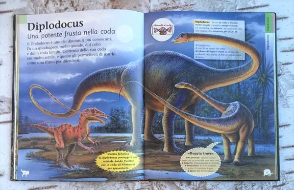 Enciclopedia dei Dinosauri - ed. Grillo Parlante