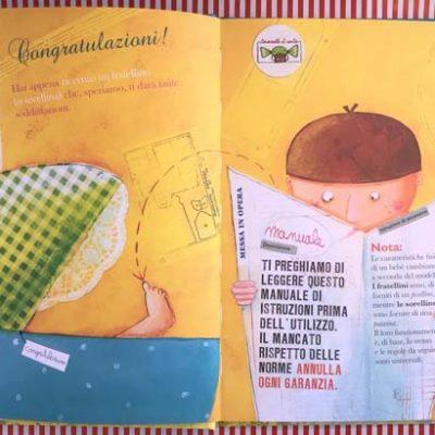 Fratellino, sorellina. Istruzioni per l'uso. Michaël Escoffier,Séverine Duchesne