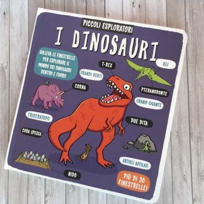 I dinosauri. Piccoli esploratori. Ediz. a colori