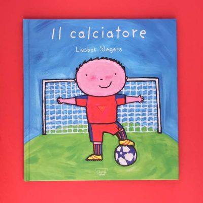Il calciatore - Liesbet Slegers