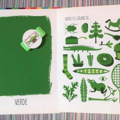 Il libro dei colori. Ediz. illustrata libro di Baruzzi Agnese
