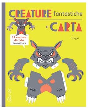 Creature fantastiche di carta