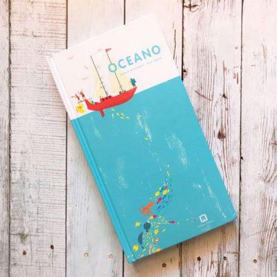 Oceano libri bambini mare