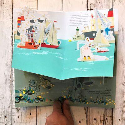 Oceano libri bambini mare bimbi spiaggia