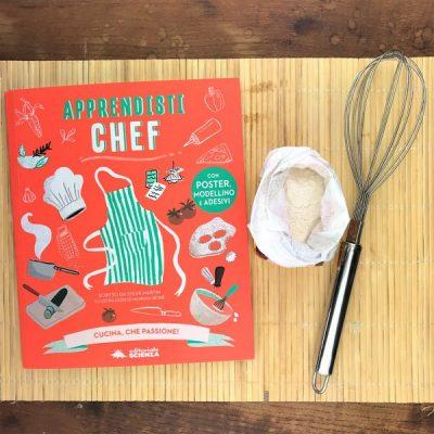 Apprendisti chef libri bambini cucina libri bimbi ricette ristorante cibo