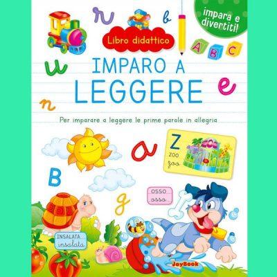 Imparo a leggere libri per bambini