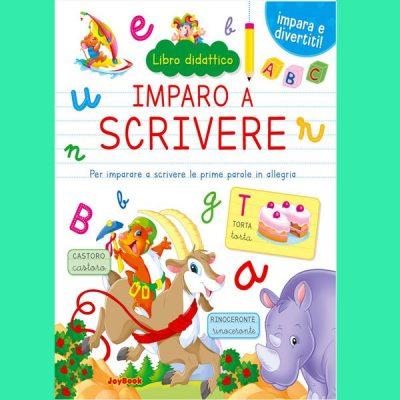 Imparo a scrivere libri per bambini