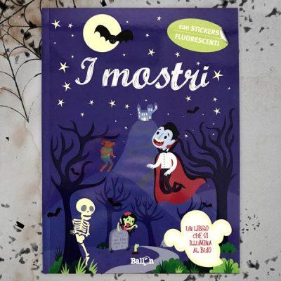I mostri libri halloween bambini libri bimbi paura