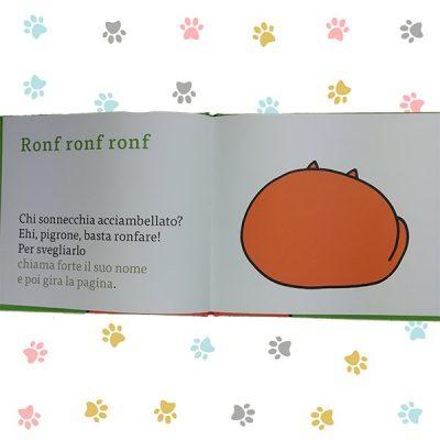Il libro gatto minibombo libri per bambini gatti