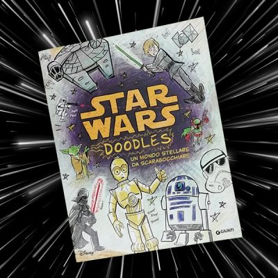 Star Wars Doodles libri per bambini Star Wars Guerre Stellari
