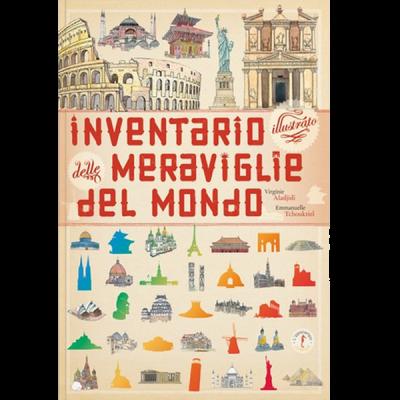 Inventario meraviglie del mondo ippocampo edizioni inventario bambini città