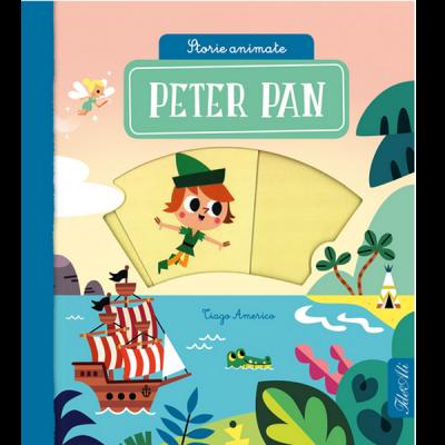Peter Pan storie animate Ideeali libri per bambini