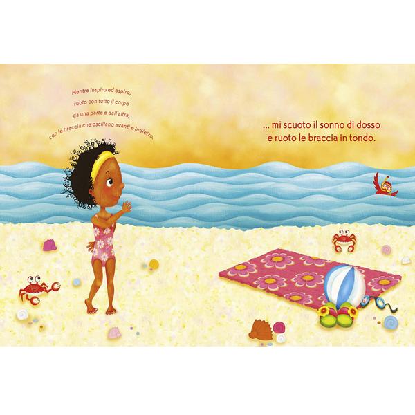Buongiorno Yoga libro per bambini Yoga bambino yoga bimbi