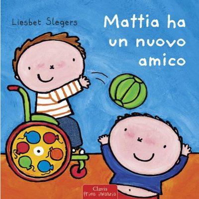 Mattia ha un nuovo amico libro bambini diversità